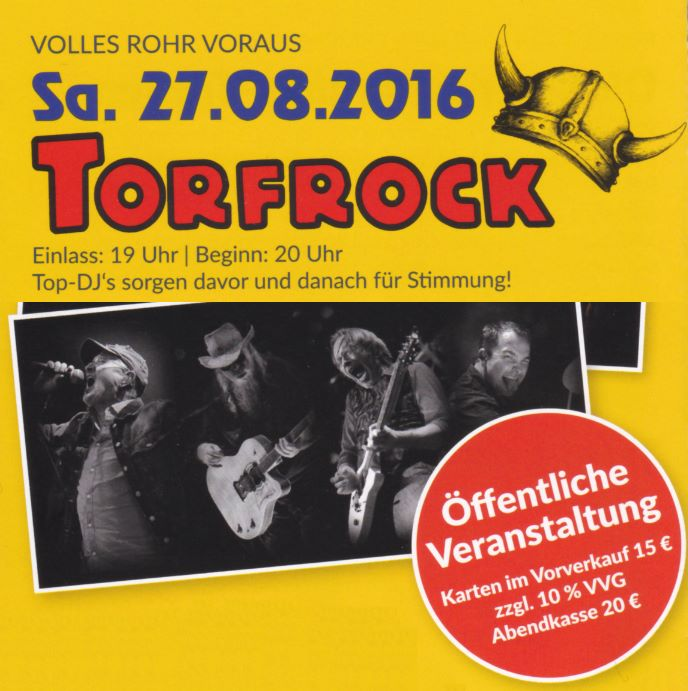 Torfrock - Wolfsmeile